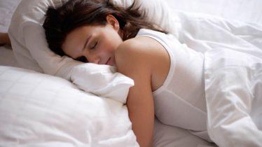 hoofdkussen en matras